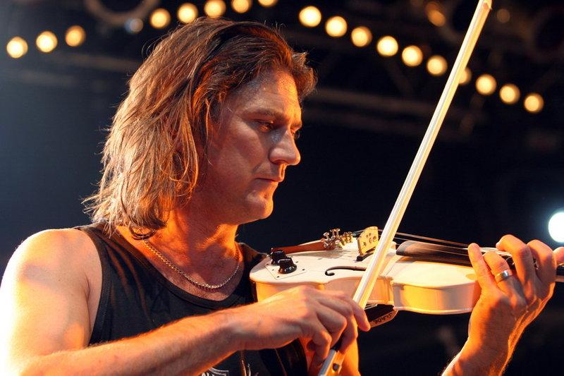 Концерт Slade в Москве 8 апреля 2011 года
